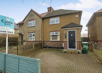 Thumbnail 2 bed semi-detached house for sale in Molesey Road, Hersham, Walton-On-Thames