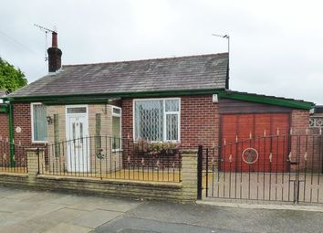 Thumbnail 4 bedroom bungalow for sale in Whittles Avenue, Denton, Manchester