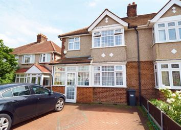Thumbnail 3 bed semi-detached house for sale in Oxford Avenue, Heston