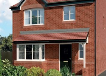 Thumbnail 3 bed detached house for sale in William Burton Place, Bromborough Pool, Wirral