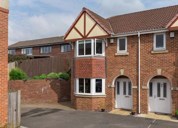 Thumbnail 3 bed semi-detached house for sale in Lyndale Close, Leek