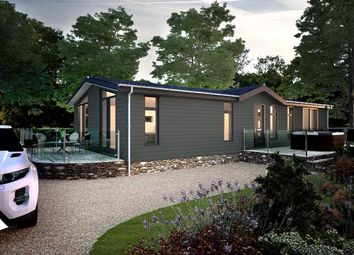 Thumbnail 3 bed detached bungalow for sale in Plot 3, Wenning River Lodges, Lower Bentham, Lancaster