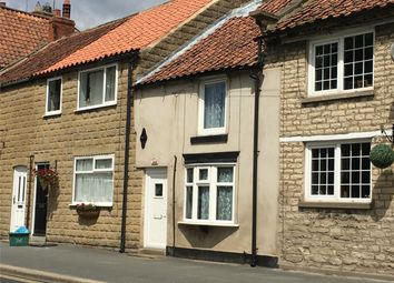 Thumbnail 1 bed cottage for sale in Westgate, Pickering, North Yorkshire