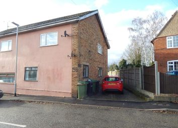 Thumbnail 2 bed maisonette for sale in 135 St Peters Road, West Lynn, Kings Lynn, Norfolk