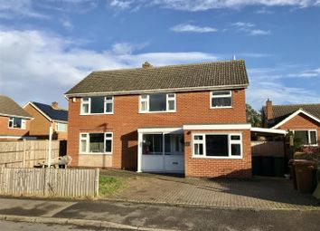 Thumbnail 5 bed detached house for sale in Worcester Drive, Melton Mowbray