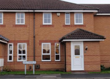 Thumbnail 2 bedroom semi-detached house to rent in Southfield, Fernwood, Newark