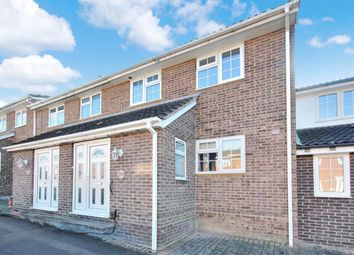 Thumbnail 3 bed detached house to rent in Thornbera Gardens, Bishops Stortford, Hertfordshire
