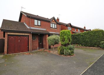 Thumbnail 4 bed detached house for sale in Gleneagles Drive, Bessacarr, Doncaster