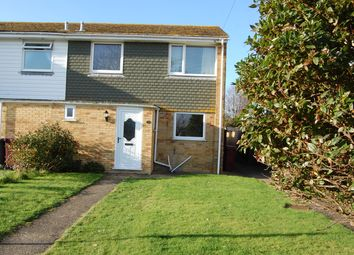 Thumbnail 3 bed semi-detached house for sale in Hanover Close, Selsey