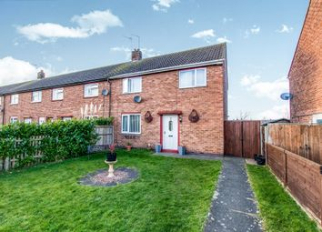 Thumbnail 3 bed end terrace house for sale in Mercia Road, Newark