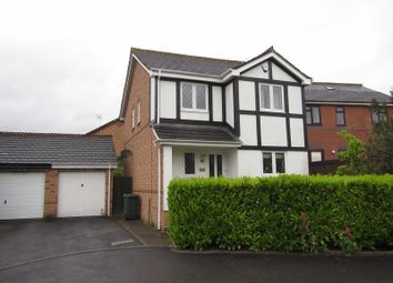 Thumbnail 4 bedroom detached house to rent in Ellicks Close, Bradley Stoke, Bristol