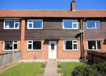 Thumbnail 3 bed terraced house to rent in Craddock Row, Sandhutton, Thirsk