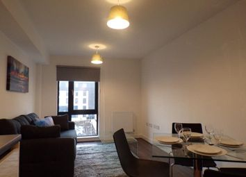 Thumbnail 1 bedroom flat to rent in Lombard Street, Birmingham