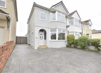 Thumbnail 3 bed semi-detached house for sale in Memorial Road, Hanham, Bristol