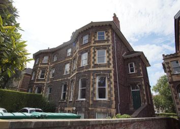Thumbnail 2 bed flat to rent in Elmdale Road, Clifton, Bristol