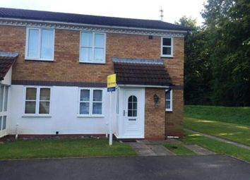 Thumbnail 1 bed maisonette for sale in Fairway, Branston, Burton-On-Trent, Staffordshire