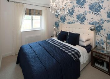 "Thumbnail 2 bed semi-detached house for sale in ""Plot 16 - The Flatford"" at Naishes Lane, Crookham Park, Church Crookham"