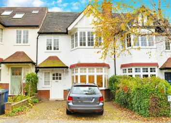 Thumbnail 3 bed terraced house for sale in Summerlee Gardens, London