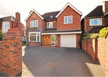 Thumbnail 6 bed detached house for sale in Chester Road South, Kidderminster