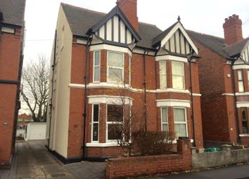 Thumbnail 4 bed semi-detached house for sale in Oaston Road, Nuneaton