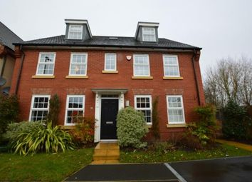 Thumbnail 5 bed detached house for sale in Fallowfields, Crick, Northamptonshire