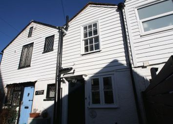 Thumbnail 1 bedroom terraced house to rent in Victoria Road, Southborough, Tunbridge Wells