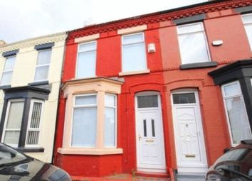 Thumbnail 3 bed terraced house for sale in Alwyn Street, Aigburth, Liverpool