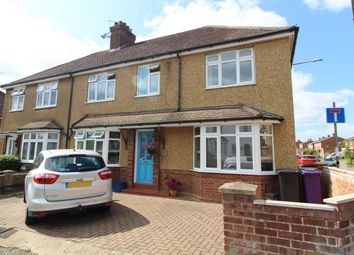 Thumbnail 4 bed semi-detached house for sale in St Johns Road, Hitchin