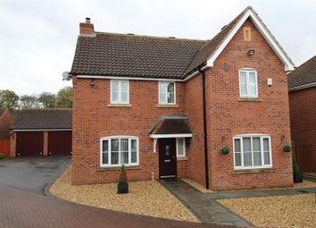 Thumbnail 4 bed detached house for sale in Southern Wood, Worksop