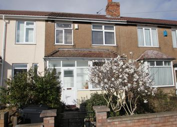 Thumbnail 3 bed terraced house for sale in Downend Road, Horfield, Bristol