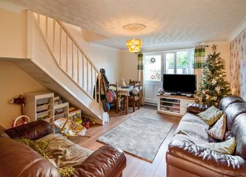 Thumbnail 2 bedroom end terrace house for sale in Thistle Close, Thetford