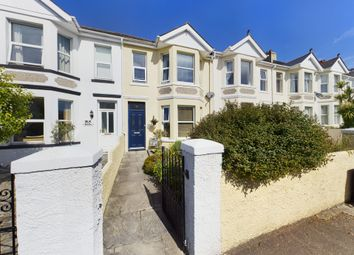 Thumbnail 5 bed terraced house for sale in Cary Park Road, Babbacombe, Torquay