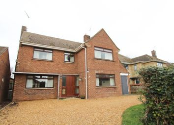 Thumbnail 3 bed detached house for sale in Lynton Close, Ely