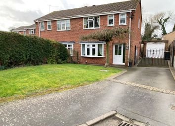 Thumbnail 3 bedroom semi-detached house for sale in Ambleside Road, Bedworth