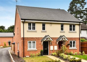Thumbnail 3 bed semi-detached house for sale in Deepcut Bridge Road, Deepcut, Camberley