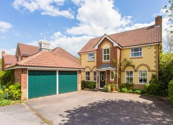 Thumbnail 4 bed detached house for sale in Stretton Place, Amersham, Buckinghamshire