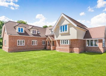 Thumbnail 5 bed detached house for sale in Great Tey Road, Little Tey, Colchester