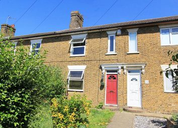 Thumbnail 3 bed terraced house for sale in Priory Row, Davington, Faversham, Kent