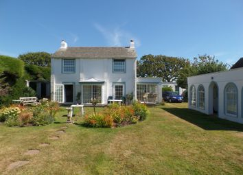 Thumbnail 4 bed detached house to rent in Snow Hill, West Wittering, Chichester