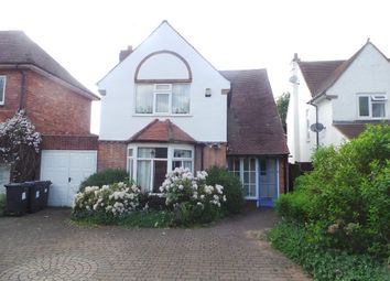 3 bed detached house for sale in Birmingham Road, Wylde Green, Sutton Coldfield B72