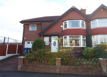 Thumbnail 5 bed property to rent in Parkgate Drive, Swinton, Manchester