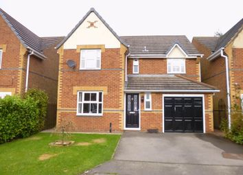 Thumbnail 4 bed detached house for sale in Maltby Close, Auckland Park, Bishop Auckland