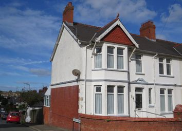 Thumbnail 4 bed semi-detached house for sale in Baron Road, Penarth