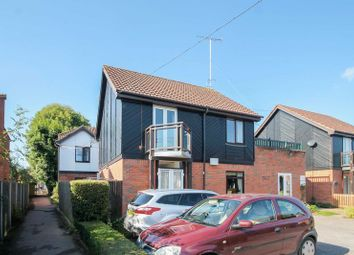 Thumbnail 1 bed flat for sale in Riverside Close, Bridge, Canterbury