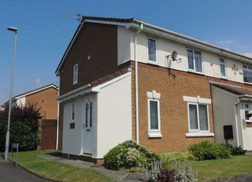 Thumbnail 3 bed terraced house for sale in Saxon Drive, Droylsden, Manchester