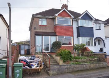 Thumbnail 3 bed semi-detached house for sale in Ronkswood Crescent, Worcester