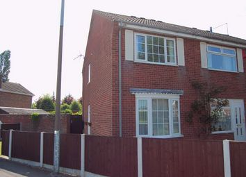 Thumbnail 2 bed end terrace house to rent in Barlow Drive South, Awsworth, Nottingham
