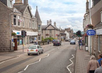 Thumbnail Retail premises for sale in West High Street, Inverurie