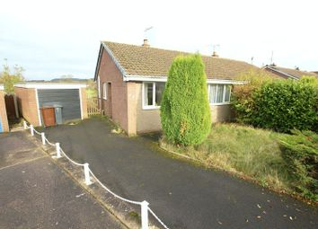 Thumbnail 2 bed semi-detached bungalow for sale in Portland Drive, Biddulph, Stoke-On-Trent