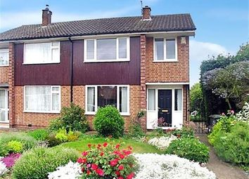 Thumbnail 3 bedroom semi-detached house to rent in Ireland Close, Beeston